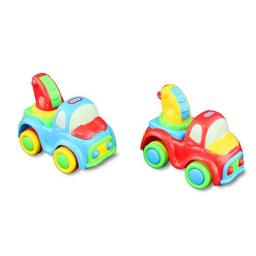 小泰可GO GO CAR-拖吊車 (顏色隨機)/ Little Tike/ 幼兒玩具/扮演/ 家家酒/ 車子/伯寶行