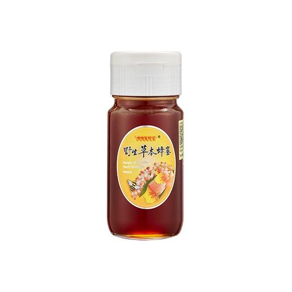 【嘟嘟家】野生草本蜂蜜700g-來自野生養生植物的純蜂蜜