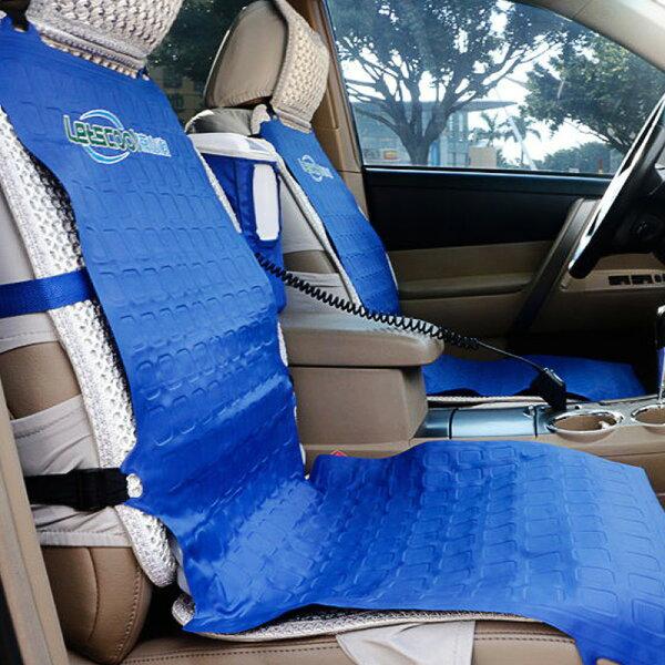 美琪(久坐必備)夏季汽車水冷座墊車用降溫空調坐墊預購7天+現貨