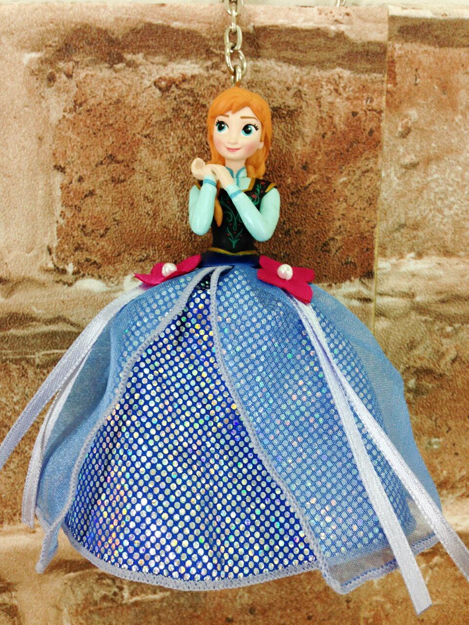 【真愛日本】16012900008樂園限定公主鎖圈-安娜Anna   迪士尼冰雪奇緣Frozen 鎖圈 吊飾 日本帶回