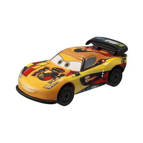 【真愛日本】16061600014TOMY小車-C-37蓋世   迪士尼Cars 汽車總動員 閃電麥坤 小車 收藏 擺飾