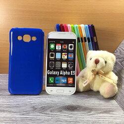 大都會保護殼 Samsung Galaxy E5 SM-E500/E7 SM-E700 保護殼 TPU 軟殼 閃粉 矽膠殼 手機殼 背蓋