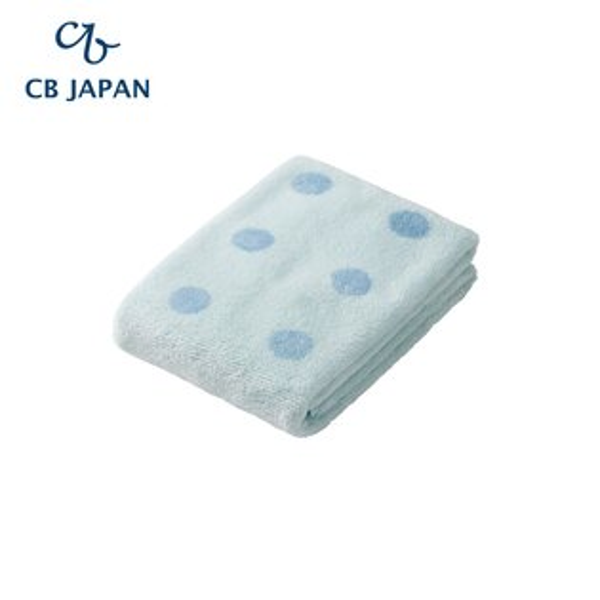 CBJapan點點系列超細纖維3倍吸水毛巾(2入)