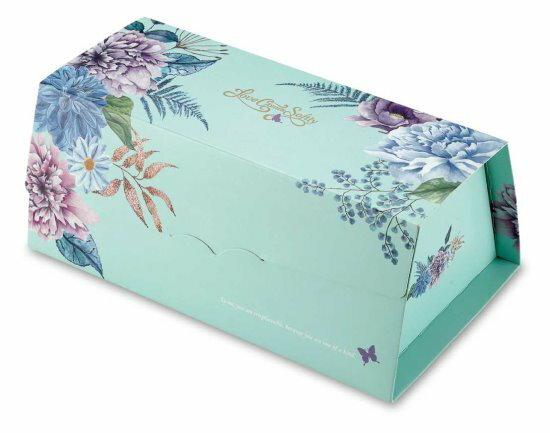 【基本量】生乳捲盒愛在春天(粉藍)200個