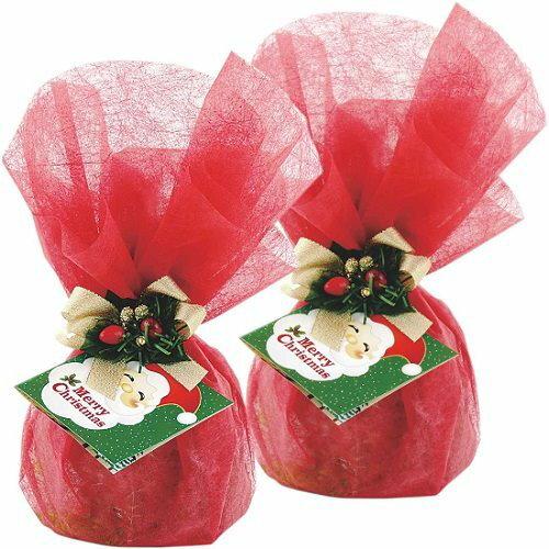 【零售量】聖誕系列.不織布包裝紙(紅色) /100套