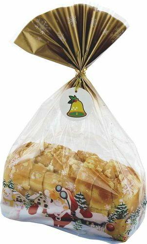 【基本量】聖誕節塑膠袋 2色 / 500個