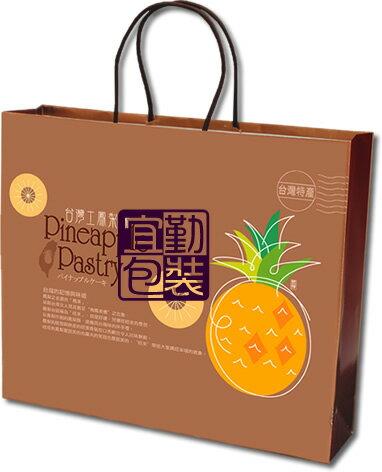 【新年商品】手提袋35*8*29.5/熱情/1000個