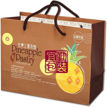 【新年商品】手提袋26*12*20.5/熱情/300個