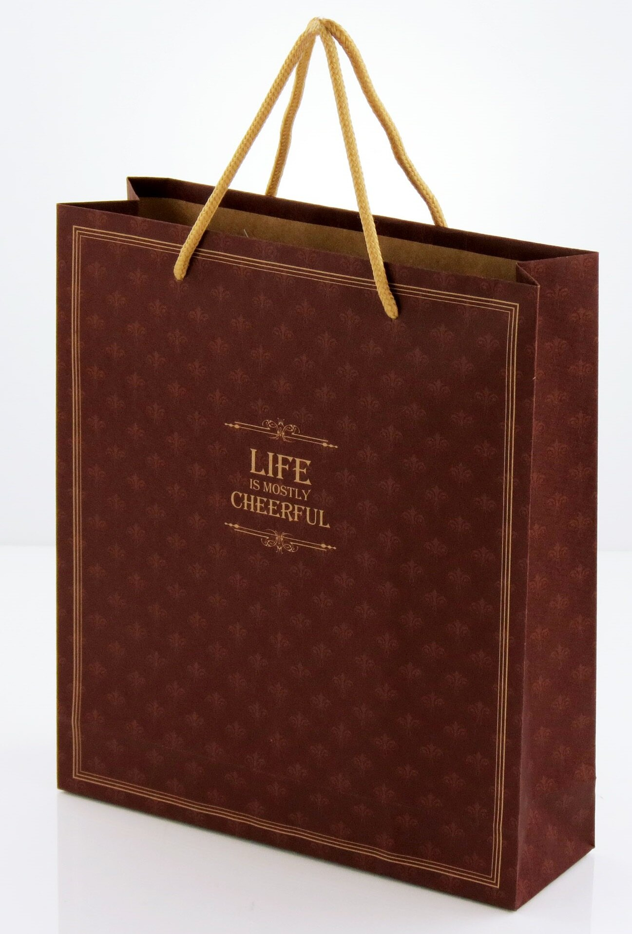 [優惠量]手提袋/ LIFE/ 小 /600個