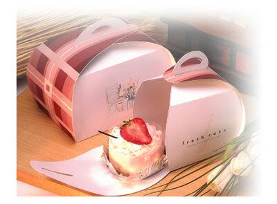 [零售]克里兒.切片蛋糕盒小/50個*降價囉