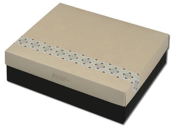 宜勤包裝股份有限公司:【基本量】風尚西點盒大200個