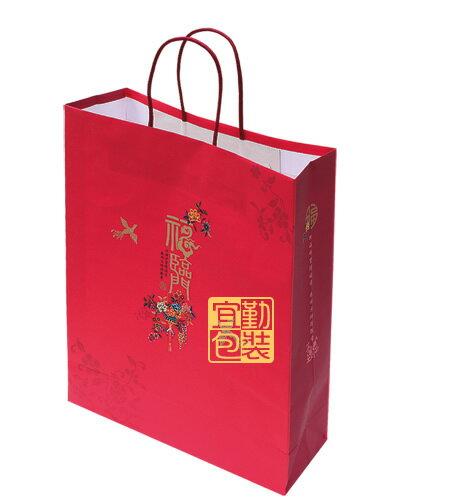 【新年新品上市】福臨門大提袋/300個