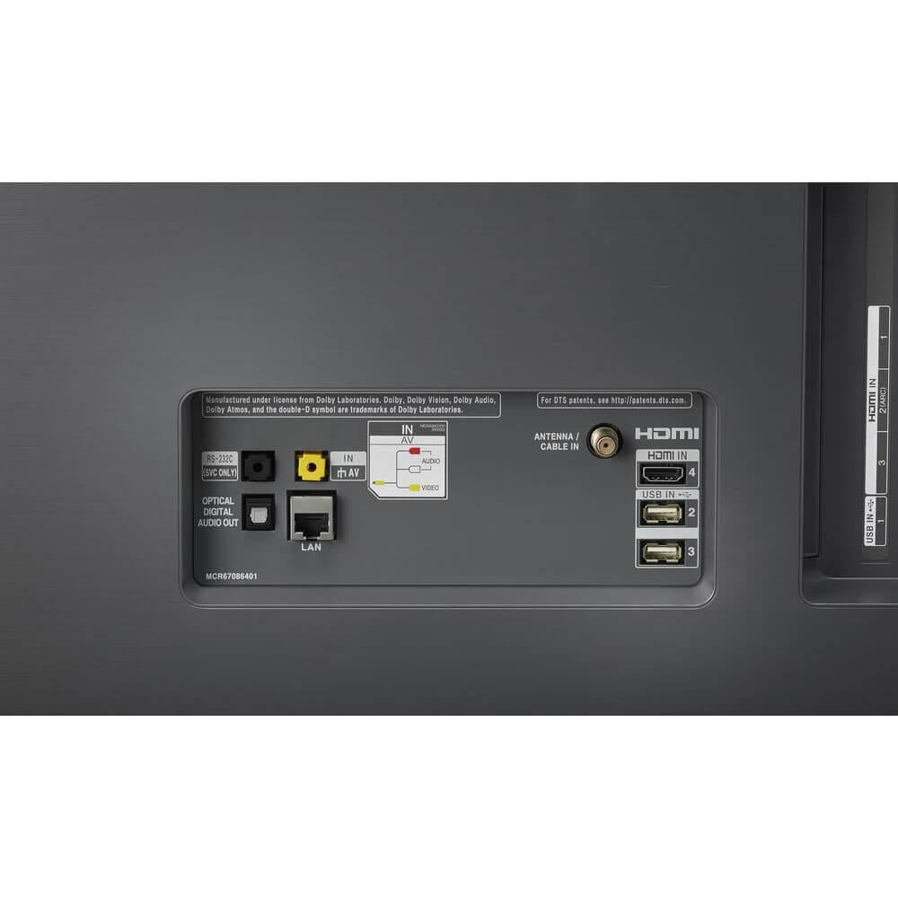 77-Inch 4K Smart OLED TV OLED77C8PUA