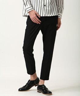 九分褲BLACK