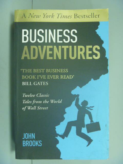 ~書寶 書T1/財經企管_GLB~Business Adventures_John Bro