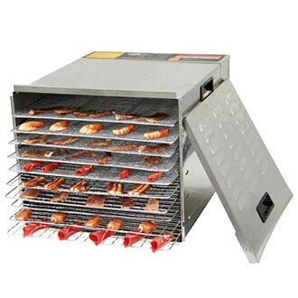 日本伊瑪 大型10層不鏽鋼專業低溫乾果機【IFD-1002】(BMIFD1002)