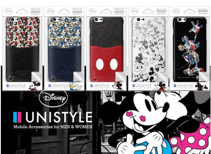 PGA 日本 迪士尼授權 iPhone 6 / 6s Plus 5.5吋 經典系列 手機保護殼 米奇 米妮 唐老鴨