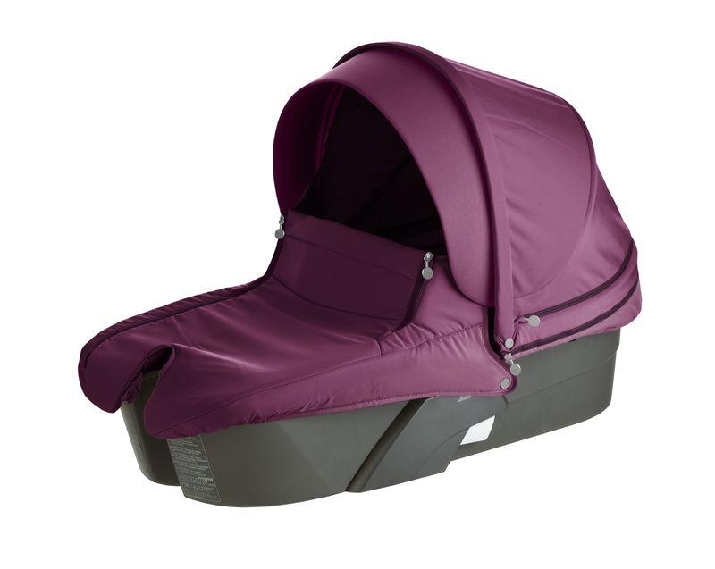 挪威【Stokke】Xplory 經典手推車配件硬殼睡箱-7色 5