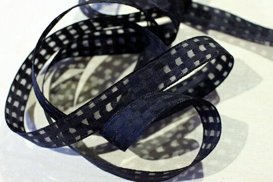 素色格網緞帶-15mm3碼(20色) 8