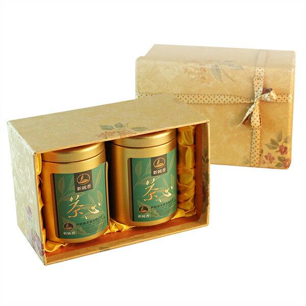紅玉紅茶+丹蜜烏龍茶 茶心禮盒組