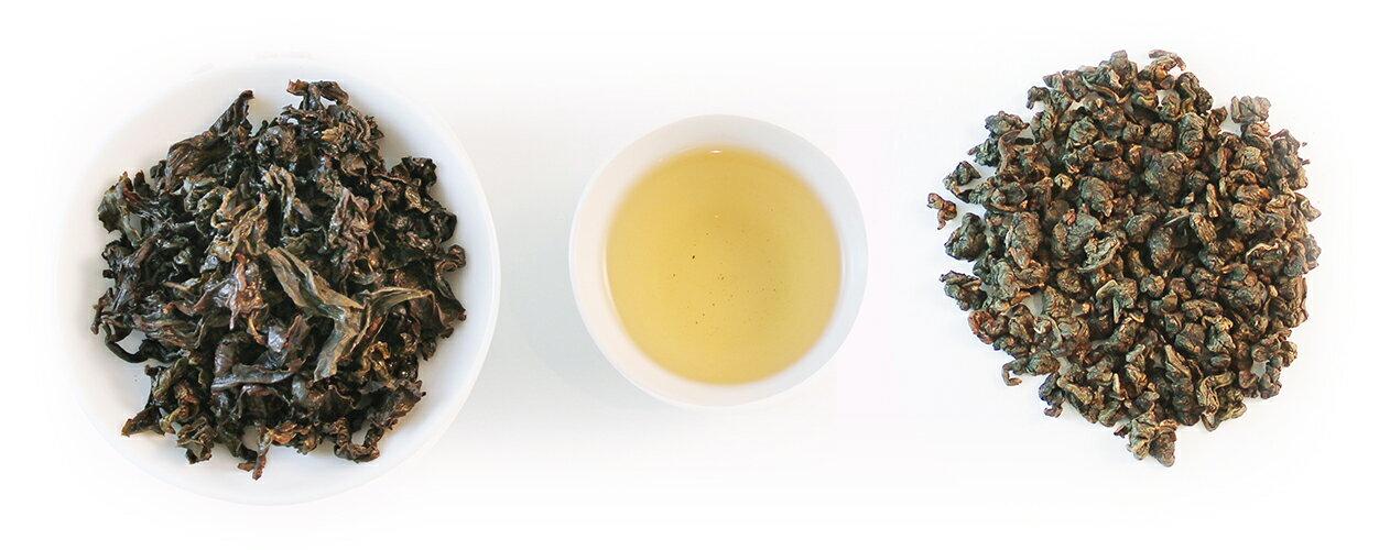 凍頂烏龍茶-特級品 (中焙火)