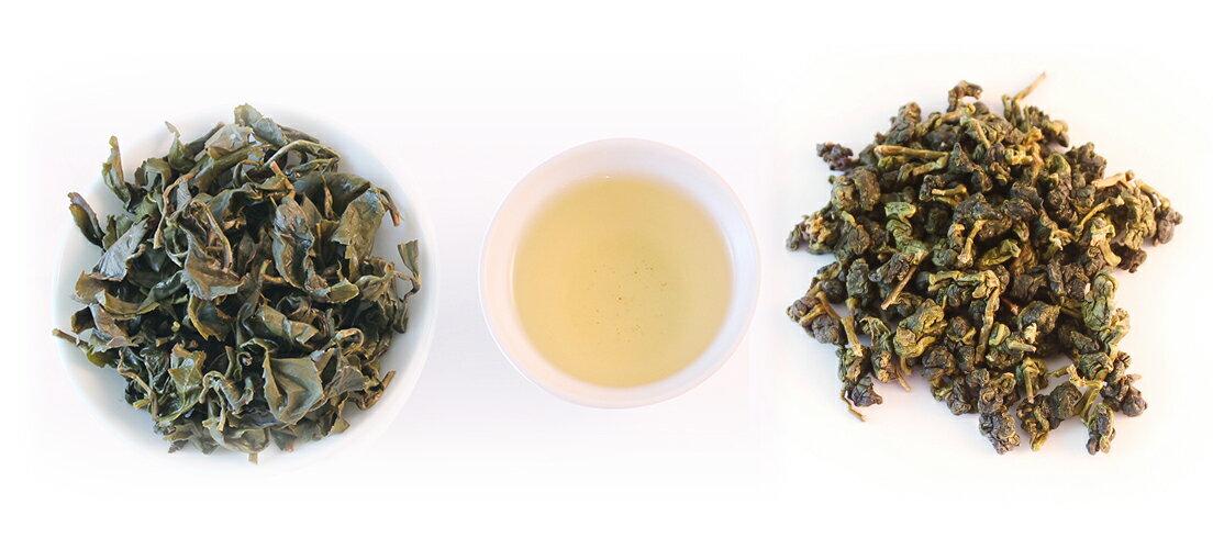 凍頂烏龍茶-高級茶王 (輕焙火)