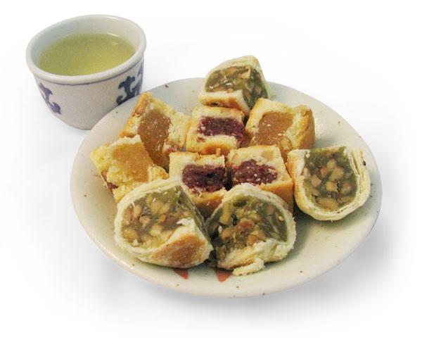 【新純香】純手工精製鳳梨酥/蔓越莓酥/香蘭酥 試吃包
