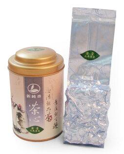 金萱三角茶包-30袋罐裝(30袋缶入り)