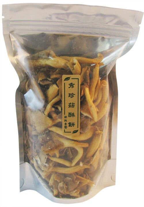 秀珍菇酥餅-180g包裝