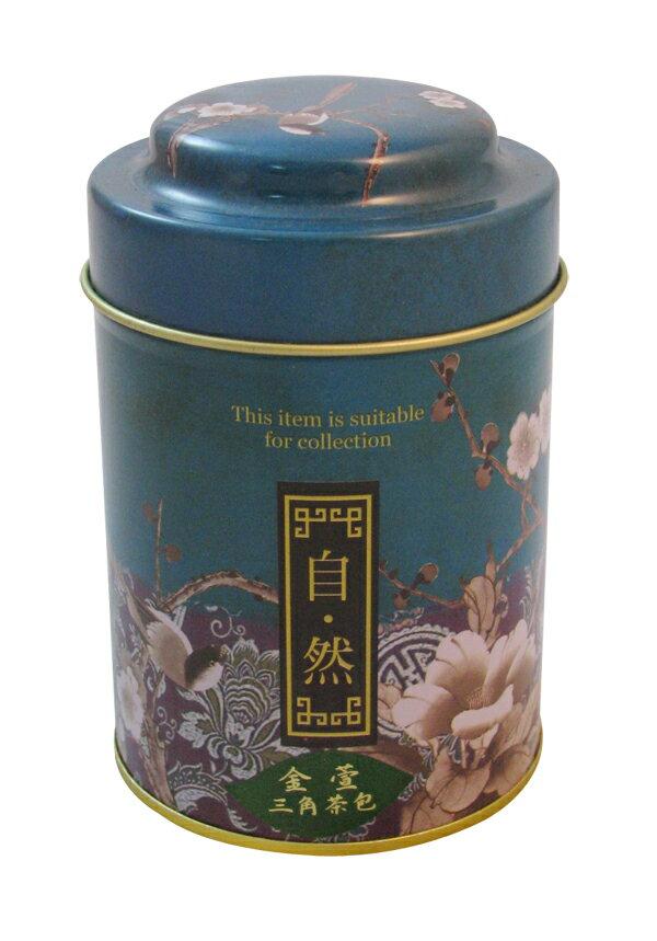 金萱三角茶包-12袋罐裝