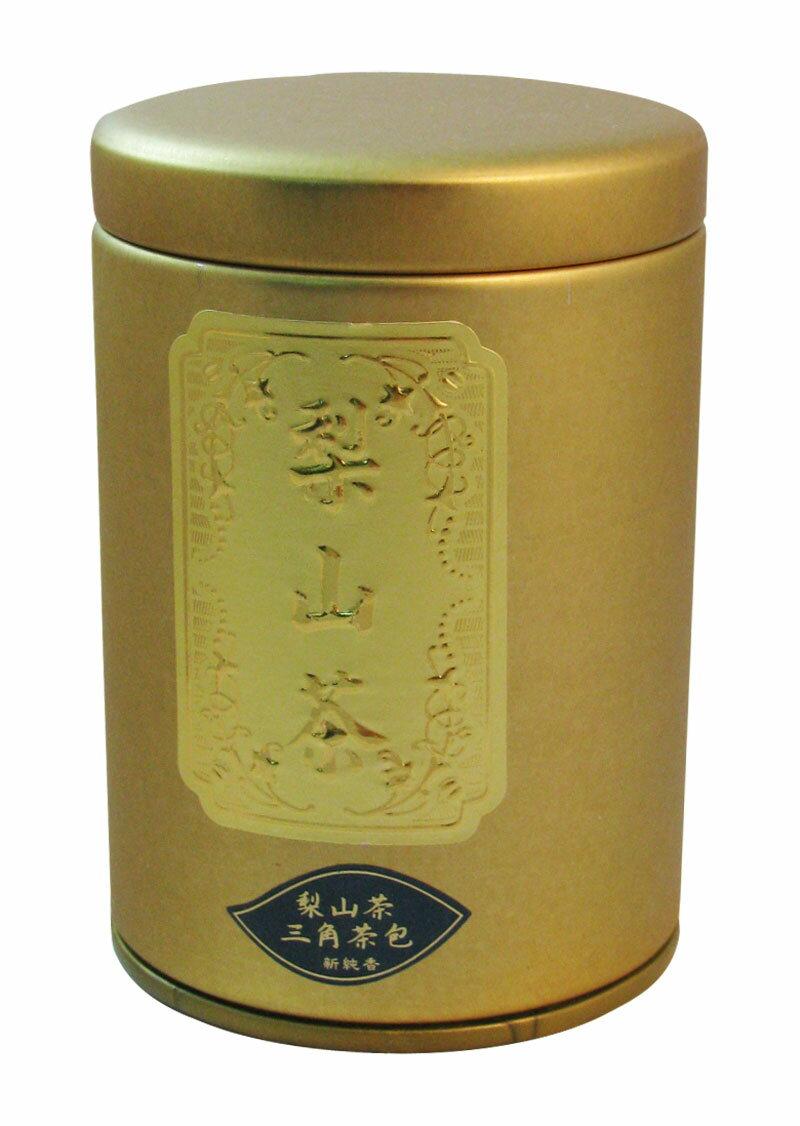 梨山三角茶包-12袋罐裝