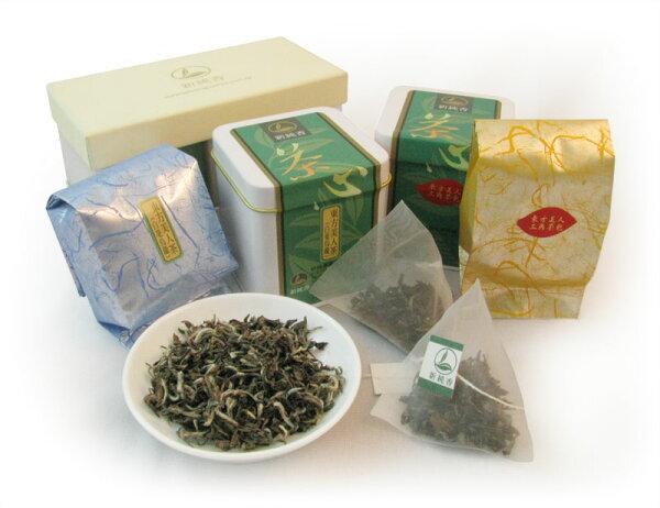 [一次購買50組]最佳伴手禮組合-東方美人茶✙東方美人三角立體茶包