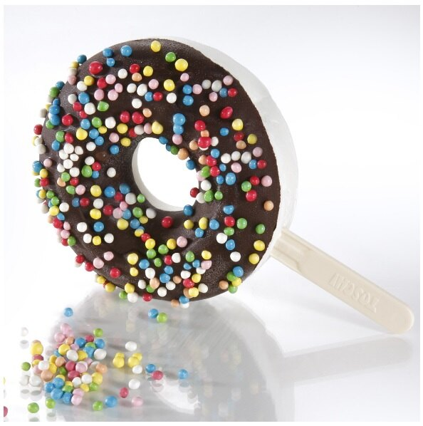 【爵拉朵】義式手工冰淇淋★甜甜圈雪糕繽紛6入禮盒組★ - 限時優惠好康折扣