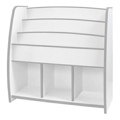 日本直輸/書櫃/收納櫃 TZUMii 小木偶多層收納櫃-白