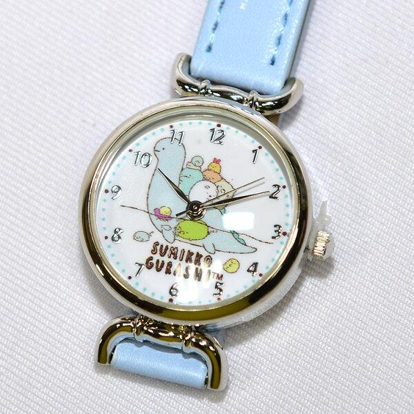 NOBA 不只是禮品:角落生物指針式手錶日本限定San-x正版品角落精靈