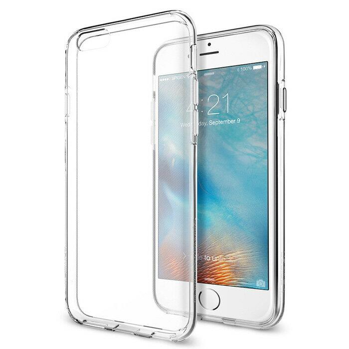 Spigen iPhone 6S Liquid Crystal-超輕薄型彈性保護殼