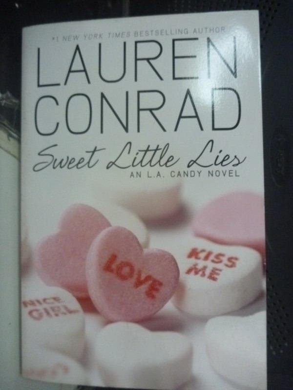 【書寶二手書T8/原文小說_ICU】Sweet Little Lies_Lauren Conrad