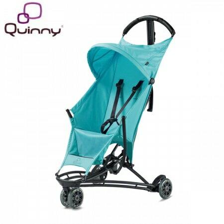 荷蘭【Quinny】Yezz 超輕量三輪休旅車-藍 0