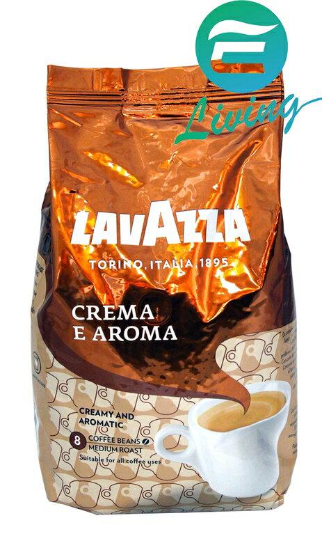 LAVAZZA CREMA E AROMA 金牌咖啡豆 1kg #25400
