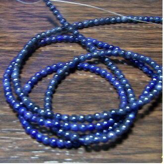 [蘇打石]天然無優化 3mm圓形珠 diy飾品散珠 1