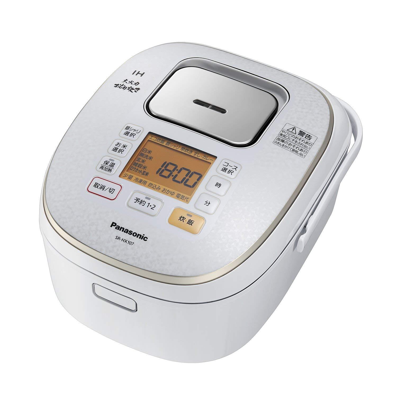 日本公司貨 PANASONIC 國際牌 6人份 IH 電子鍋  SR-HX107  炊飯器 銅釜  日本必買代購