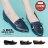 【KT3376】樂福鞋 / 紳士鞋 1.5CM低跟鞋 蝴蝶結皮革 舒適乳膠墊 MIT台灣製 3色 2