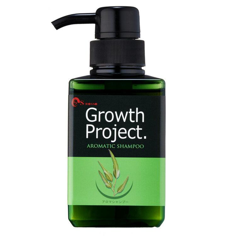 【Sakura良品 】Growth Project 毛髮大作戰 男性洗髮精 300ml
