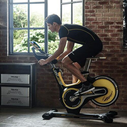 JOHNSON喬山|Horizon GR7 飛輪健身車 / 模擬公路車訓練 [周年慶,已折價] 原特價36800
