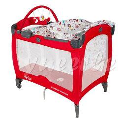 GRACO Contour Electra 舒適嬰幼兒電動安撫遊戲床-遊樂園【悅兒園婦幼生活館】