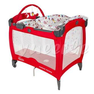 GRACO Contour Electra 舒适婴幼儿电动安抚游戏床-游乐园【悦儿园妇幼生活馆】
