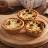 黑糖麻糬蛋塔(6入 / 盒)-笛爾手作現烤蛋糕 0