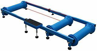 培林滾筒式訓練台 / 練習台 / 騎行台   藍色《意生自行車》