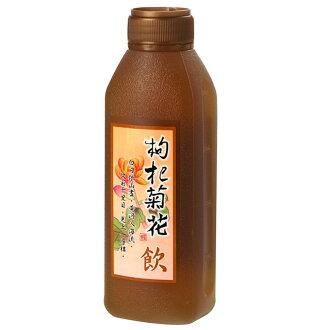 (枸杞菊花養生飲)450ml/瓶