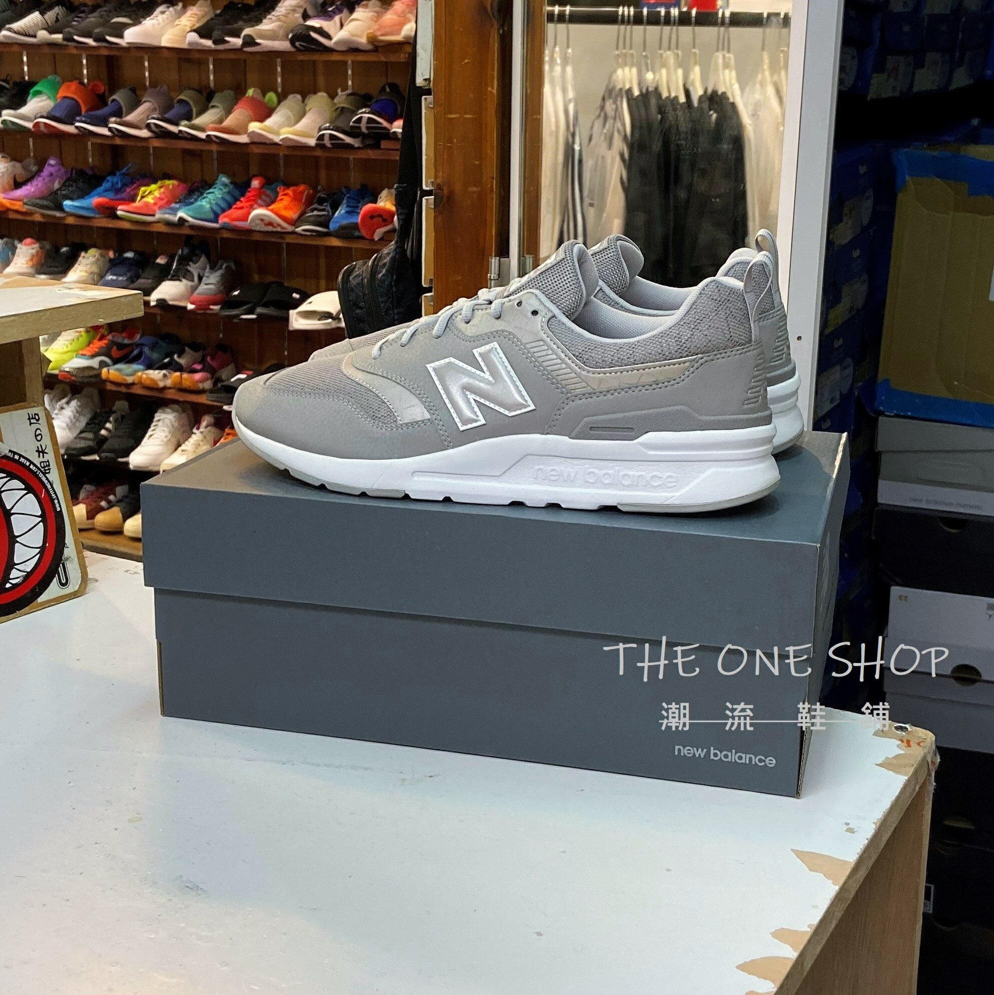 new balance nb 997 CM997HFJ 灰色 輕量化 復古 慢跑鞋 運動鞋